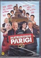 Dvd  MATRIMONIO A PARIGI con Boldi Ceccherini Izzo Salvi nuovo 2011