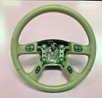 2001-2006 Yukon XL 1500  Steering Wheel w/ Audio Cruise Control Switch OEM