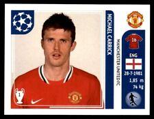 Panini Champions League 2011-2012 - Michael Carrick Manchester United FC No. 149