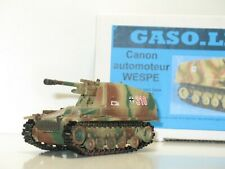 SOLIDO Char MARDER II panzerjager militaire allemand gaso line