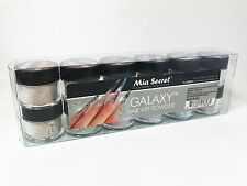 Mia Secret Nail Art Acrylic Professional Powder 12 Colors Set - GALAXY