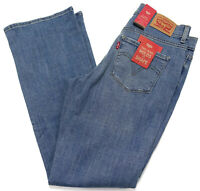 Levis Women Classic Bootcut Jeans Holds It Shape Mid Rise Relaxed Stretch