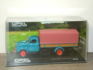 Opel Blitz 1,75 Tonner LKW - Opel Collection 1:43 in Box *47672