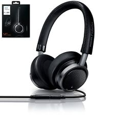 Philips M1MKIIBK Fidelio Headphones with Microphone M1MK2 M1MKII Black