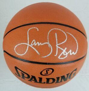 Larry Bird Boston Celtics Signed Autographed Official Basketball BIRD HOLOGRAM