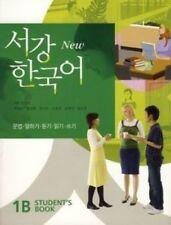 Sogang Korean Series 1b Student's Book CD Grammar and Vocabulary Supplem