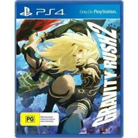 Gravity Rush 2 PS4 Playstation 4 Game - Disc Only
