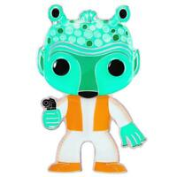 IN STOCK! Star Wars Greedo Large Enamel Pop! Pin by Funko