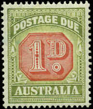 Australia Scott #J65 Mint Hinged