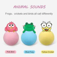 Lustiges interaktives Katzenspielzeug Haustier Spielzeug, zwitschernde Bälle