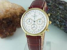 IWC Schaffhausen Portofino Chronograph 3731 18k / 750 Gold Herrenuhr