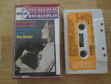 The Kinks ‎– Everybody's In Show-Biz.... Everybody's A Star - UK Cassette 1972