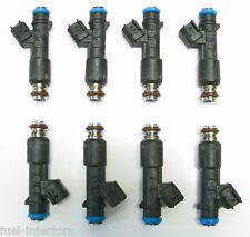 8 BRAND NEW 26 lb.Delphi HP Fuel Injectors ALL MUSTANG 4.6L & 5.0L V8, 1985-2004
