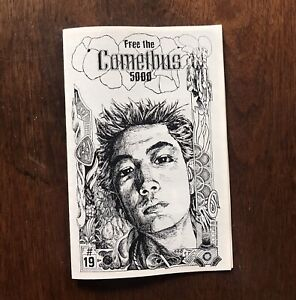 COMETBUS 5000 Zine #19 - Aaron Crimpshrine Operation Ivy Green Day Punk Early