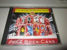 Coca Cola-The Sound of Refreshment (1995) Snap, La Bouche, Dr. Alban, H-B.. [CD]