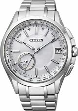 Citizen Attesa Eco-Drive CC3010-51A GPS Satellite Radio Clock F150 From Japan