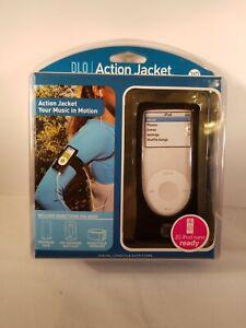 DLO Action Jacket Sport-Ready Neoprene Case For iPod Nano 1st & 2nd Gen Black