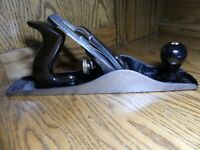 Vintage Stanley Bailey No 5 smooth bottom jack plane type 19, 1948-61, nice tool