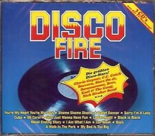 V/a Disco Fire - 3 CD-Box, Chris Norman, Baccarat, Kool & the Gang, sabrina, + New