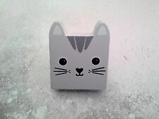 CAT Cassetto Manopole Nori KAWAII amici Sass & Belle Baby Nursery gratis + 1