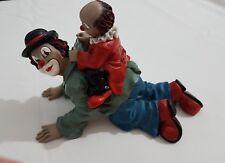 Gilde Clown Hoppereiter 837/3000 Limitierte Auflage