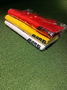 Bang Polo Golf Shirts (Small) x 3