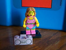 Lego Collectable Minifigure Series #5 Fitness Instructor #8805 FREE SHIPPING