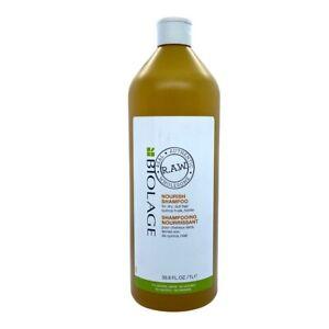 Matrix Biolage RAW Nourish Shampoo 33.8 Oz