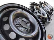 NEU 4x Stahlfelgen 6.5x16 ET40 4x100 ML60 für RENAULT CLIO CAPTUR R  66-88 KW