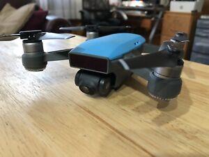 DJI Spark Mini Quadcopter - Sky Blue (CPPT000733)