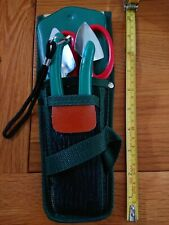 Mini Hand Gardening Set with belt pouch