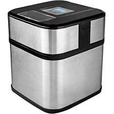 Eismaschine Edelstahl Digital mit Timer Frozen Joghurt Maschine