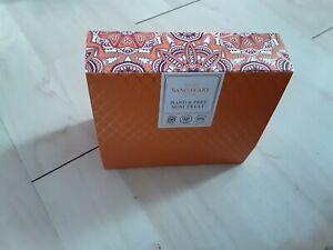 BNew box Sanctuary Spa Mini Hand And Feet Treat Gift Set. Genuine item uk seller