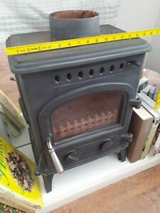 Cast Iron Multi Fuel Stove / Log Burner