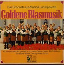 Goldene Blasmusik Das Schonste aus Musical und Operette 79452  011617LLE