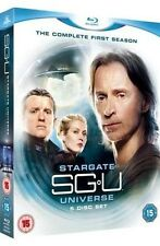 STARGATE UNIVERSE SG-U - Complete Season 1 *BRAND NEW BLU-RAY