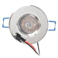 3W LED Einbaustrahler Einbauleuchte Deckenlampe Decken Spot RGB mit Remote