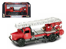 1944 MERCEDES TYP L4500F FIRE ENGINE RED 1/43 MODEL BY ROAD SIGNATURE 43012