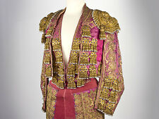c1917 Joselito El Gallo Rudolph Valentino Matador Suit