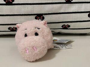 "Disney Tsum Tsum Hamm Toy Story 3.5"" Mini Plush Toy Piggy Bank Pig Ham Nwt Pixar"
