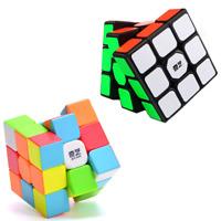 3x3x3 Fast Speed Cube Super Puzzle Rubik Rubix Magic Cube Smooth