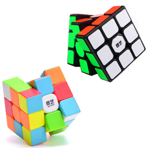 3x3x3 Fast Speed Cube Super Puzzle Magic Cube Smooth