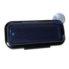 NEW Marine Flush mount Splash cover Case suit CD/MP3 Stereo Water & Rust Resista
