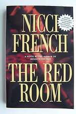 Nicci French The Red Room ARC Advance Readers Copy Rare Edition