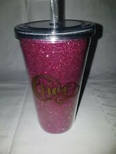 Cher pink glitter Cup