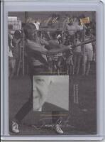 2018 The Bar Pieces Of The Past Hybrid Jimmy Carter Relic PRH-JC President