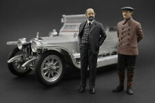 Charles Rolls & Henry Royce Figure pour 1:18 Rolls-Royce Kyosho