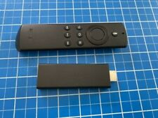Amazon Fire Tv Stick 2nd Generation with Alexa Voice and Remote