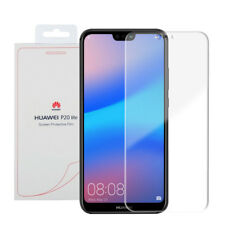 Original Huawei Screen Protector Foil for P20 Lite Real Tempered Glass