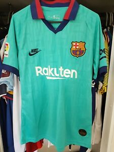 Barcelona Jersey Messi Player Version Replica